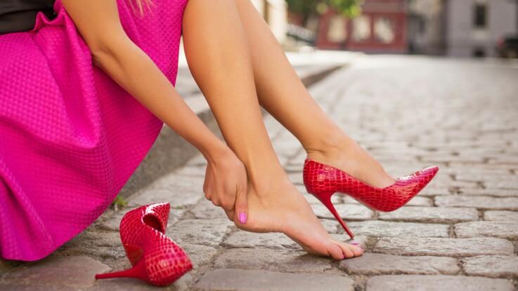 99a89afca89 5 astuces pour agrandir des chaussures trop petites   Femme Actuelle ...