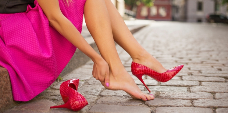 5 astuces pour agrandir des chaussures trop petites