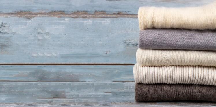 Comment bien laver un pull en cachemire ?