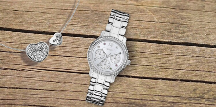 Bon plan: bijoux et montres Guess à prix cassés