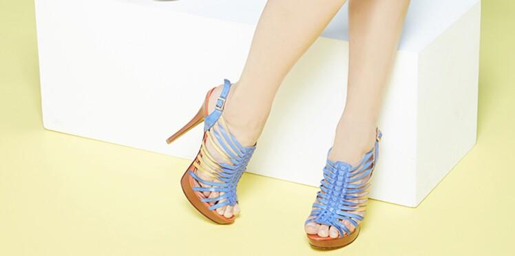 Bon plan chaussures : Cosmoparis à prix minis !