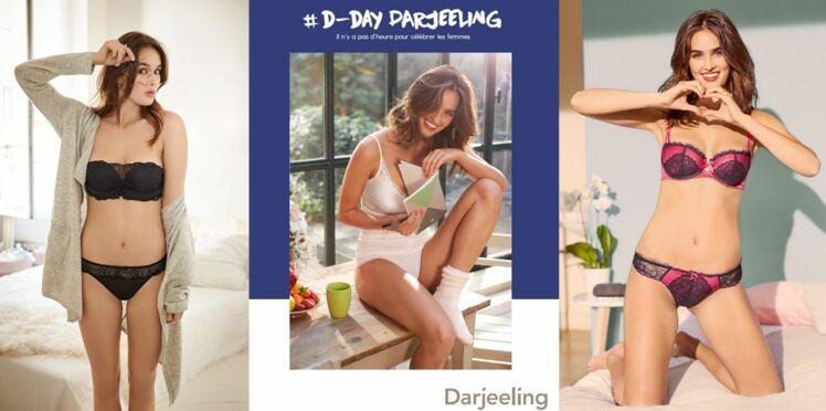 Darjeeling : à vos plumes pour la Journée de La Femme