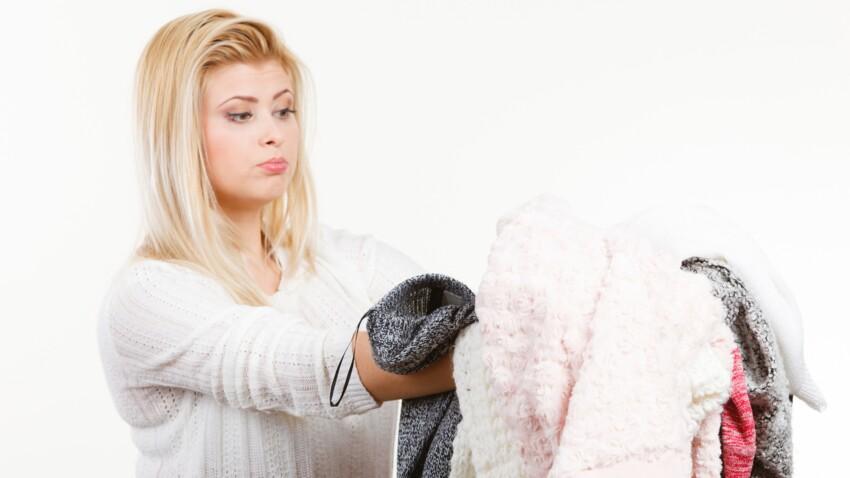 Pull qui a rétréci : 5 façons de le défeutrer et lui redonner sa taille