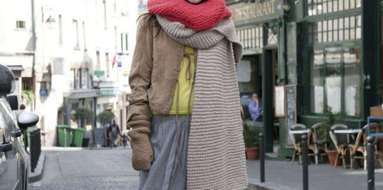 Je me tricote de jolies étoles