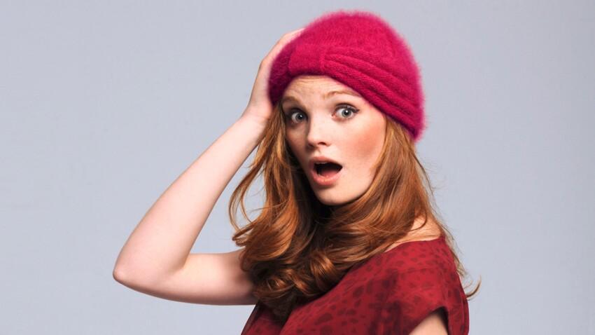 Un bonnet rétro à tricoter !