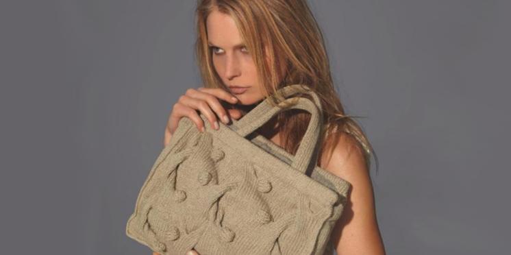 Je me tricote un sac à main