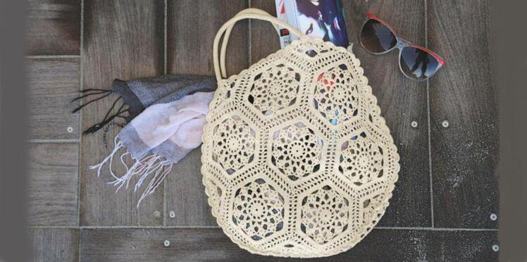 Un joli sac en crochet