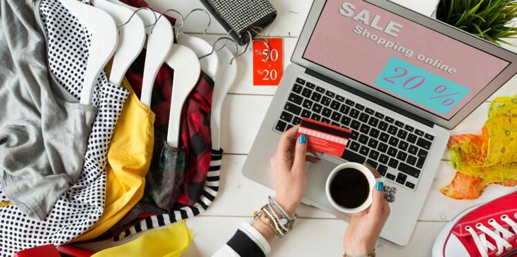 Soldes en ligne : 3 pièges à éviter quand vous achetez vos vêtements & accessoires sur un e-shop