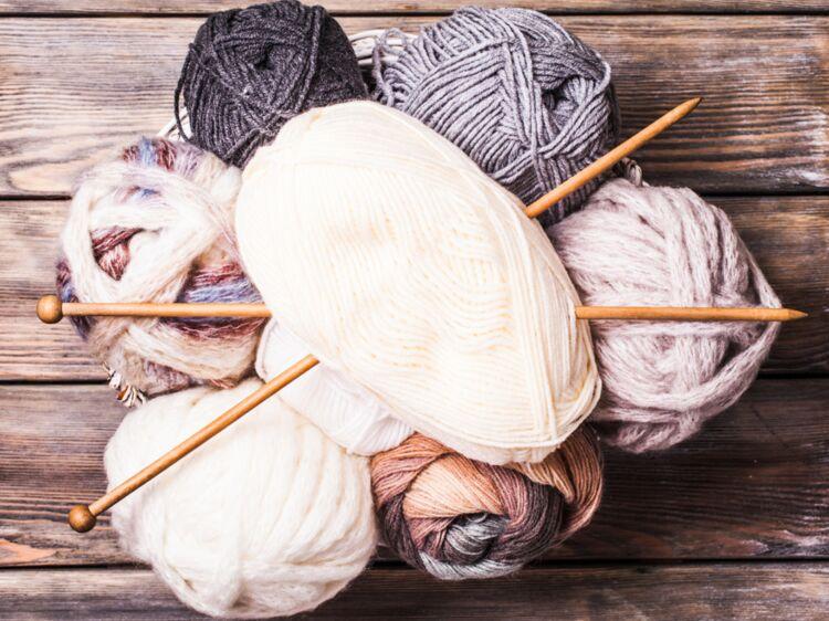 Tous nos modèles faciles à tricoter   Femme Actuelle Le MAG 3eef00177ba