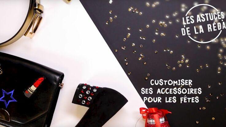 Vidéo - 3 façons faciles de customiser vos accessoires pour les fêtes