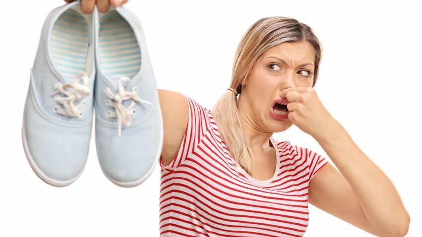Chaussures : 10 astuces pour enlever les mauvaises odeurs !