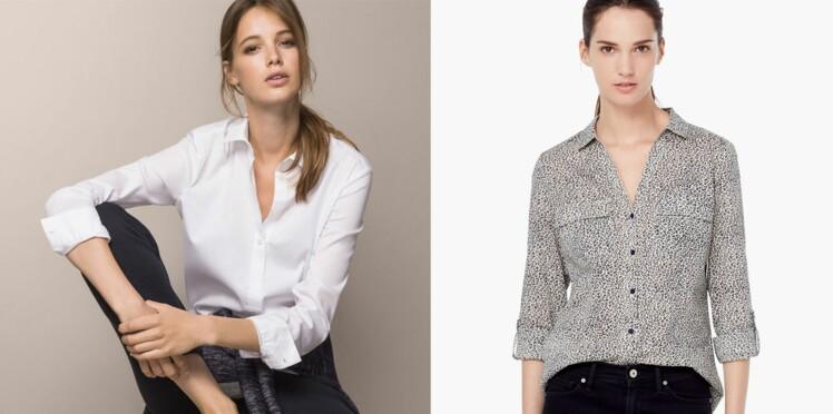 Morpho mode : bien choisir sa chemise
