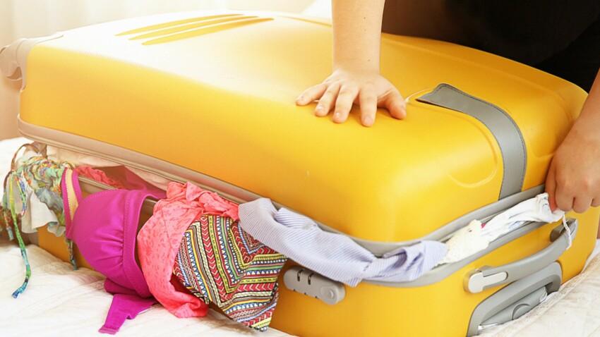 5 astuces mode pour gagner de la place dans sa valise d'été