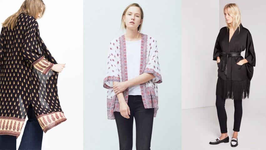 Comment porter le kimono ?