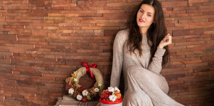 58917a49106 Comment porter la robe longue en hiver     Femme Actuelle Le MAG