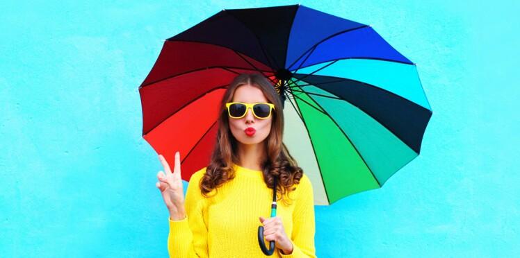 Comment s'habiller quand il fait chaud mais qu'il pleut ?