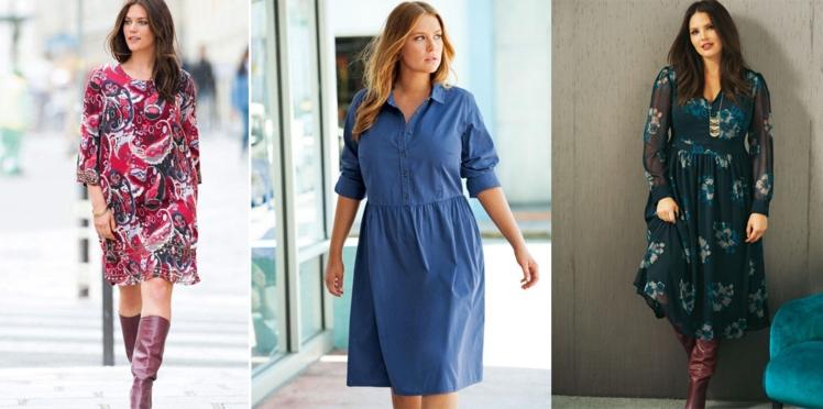 Quelle robe choisir quand on est ronde ?