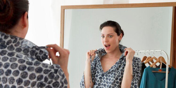 5 erreurs mode qui grossissent