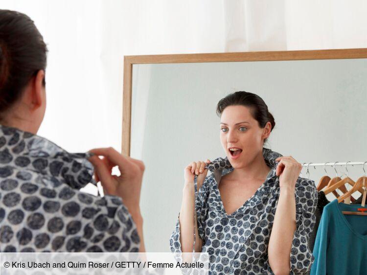 5 erreurs mode qui grossissent : Femme Actuelle Le MAG