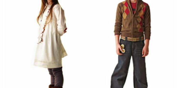 Vos enfants à la pointe de la mode