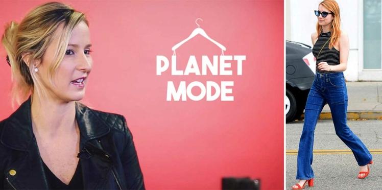 VIDEO - Le jean flare a tout pour plaire !