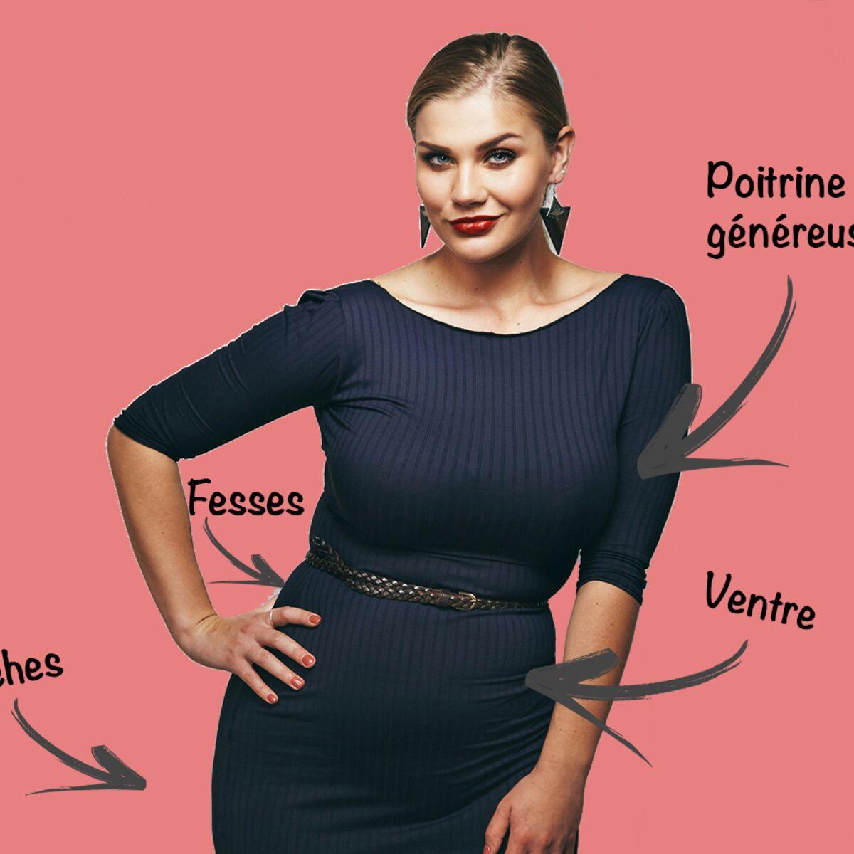 Mode ronde : 5 astuces pour bien choisir vos vêtements selon