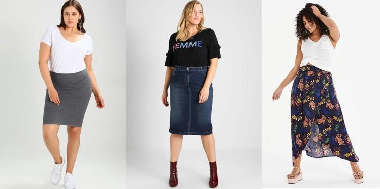 Mode ronde : quelle jupe porter pour s'affiner ?