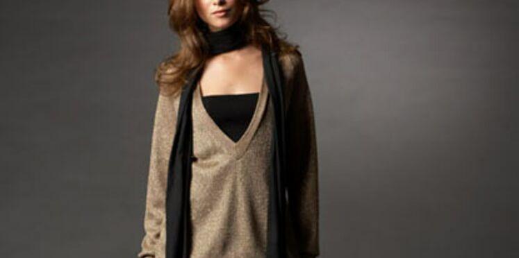 Morpho : j'ose la robe pull
