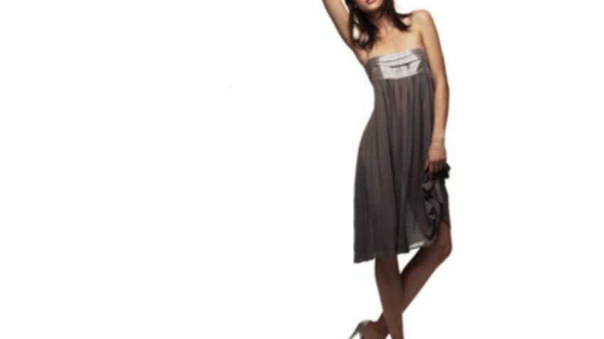 On trouve sa robe pendant les soldes