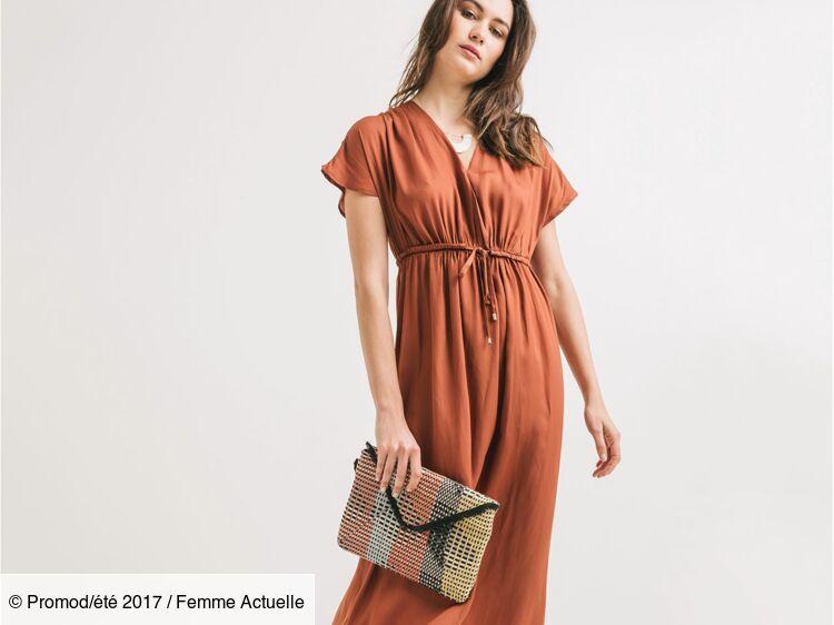 Comment porter la robe longue quand on est petite ? : Femme