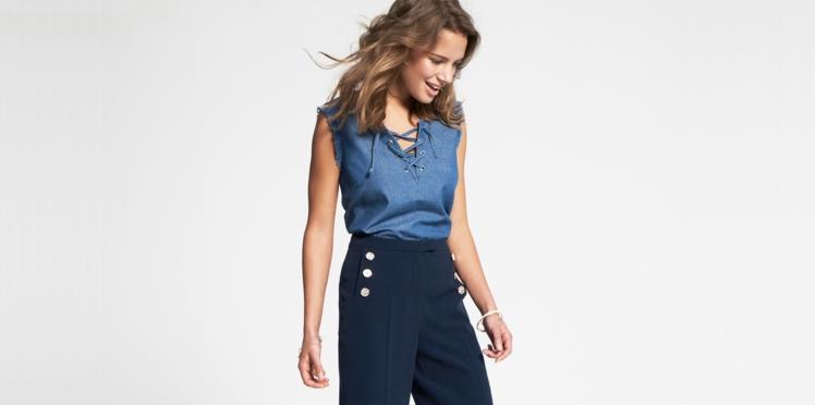Pantalon taille haute : comment le porter ?