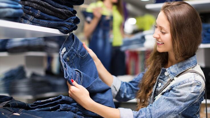 VIDÉO - Quel jean pour ma morphologie ?