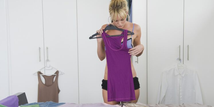 Faites le ménage dans votre garde-robe