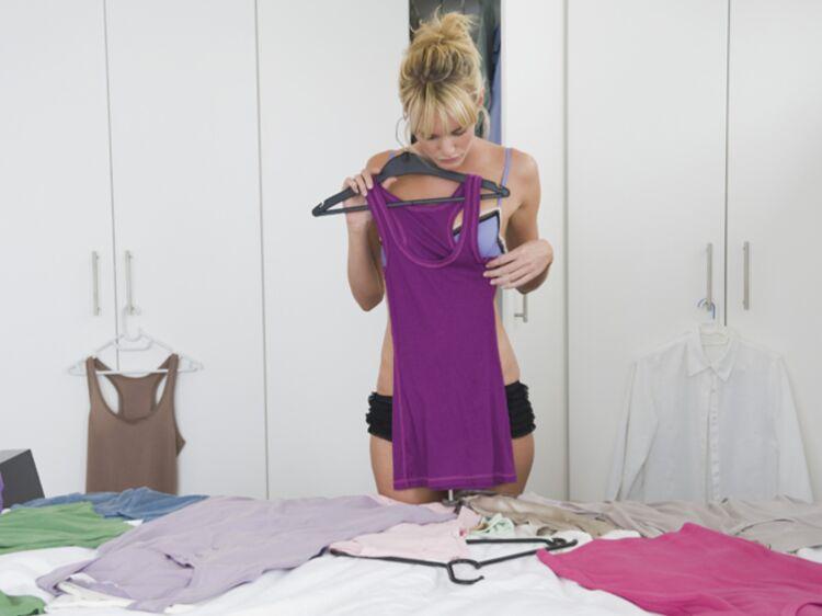 37ef1af31eadc4 Faites le ménage dans votre garde-robe - Etape 1 : on jette : Femme  Actuelle Le MAG