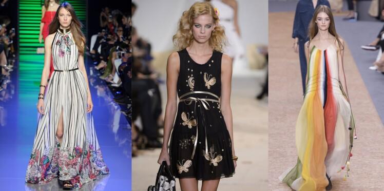 Comment porter la robe fluide ?