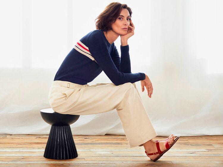 Comment s habiller après 60 ans   Les bons réflexes à avoir et les pièces à  adopter   Femme Actuelle Le MAG 73794d7c8de