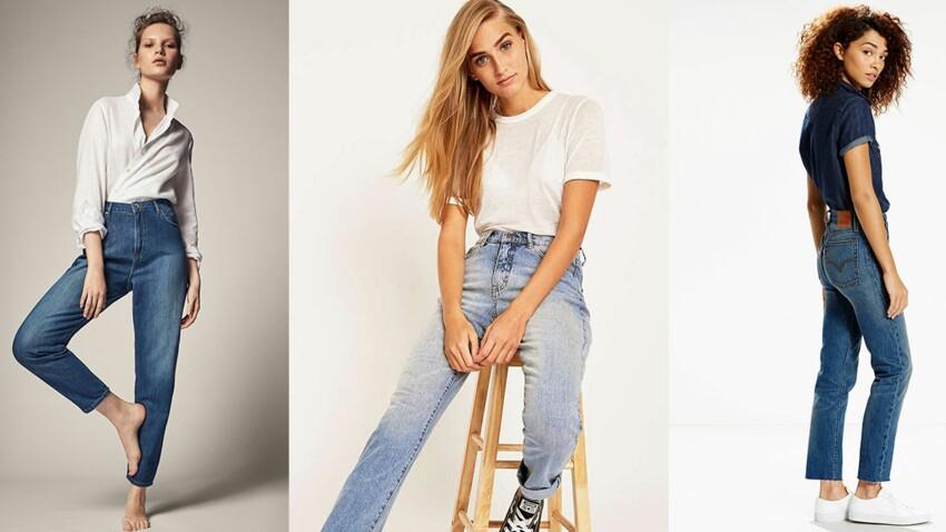 Comment porter le jean mom ? Conseils et shopping des modèles à adopter