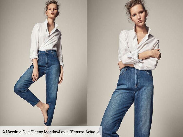 Comment porter le jean mom ? Conseils et shopping des