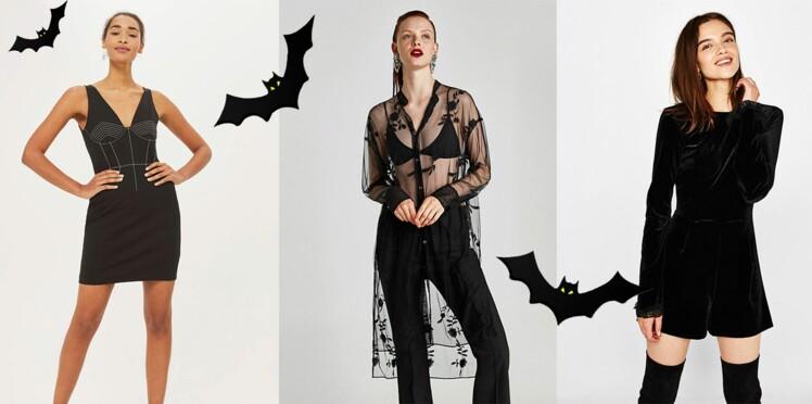 comment s habiller pour halloween quand on ne veut pas se d guiser femme actuelle le mag. Black Bedroom Furniture Sets. Home Design Ideas