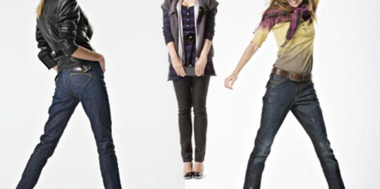 Trouvez votre jean sur le net