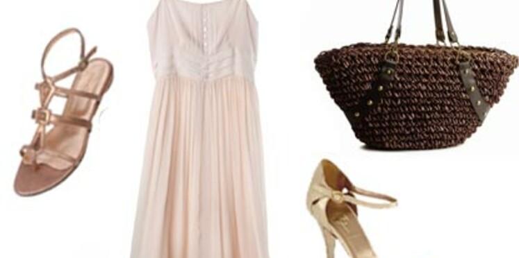 Une robe, deux possibilités