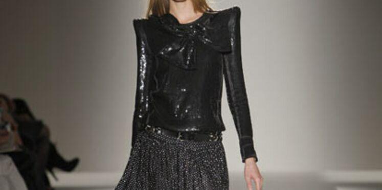 Balenciaga et Balmain : les défilés de mode AH 2009-2010