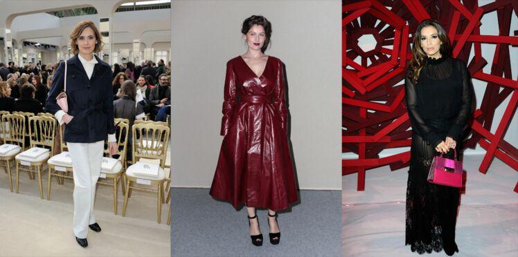 Fashion week Paris : les people aux défilés
