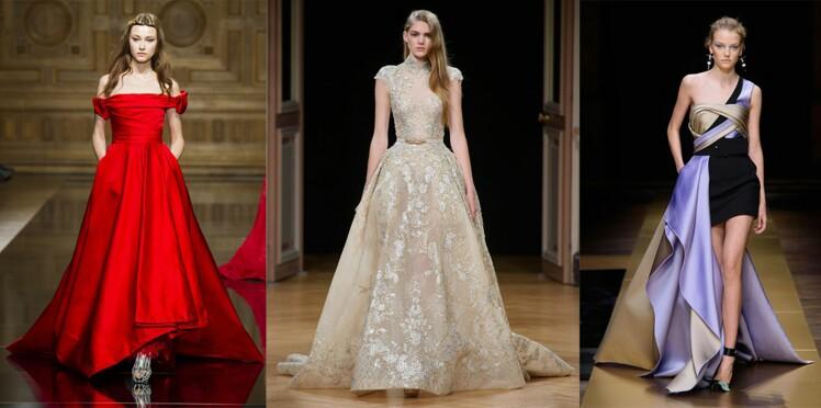Haute couture : les robes de princesse qui nous font rêver !