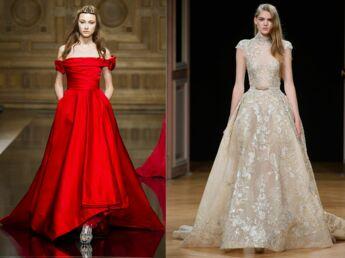 Inspiration   les plus belles robes de mariée haute couture repérées ... c1ab0e37de7