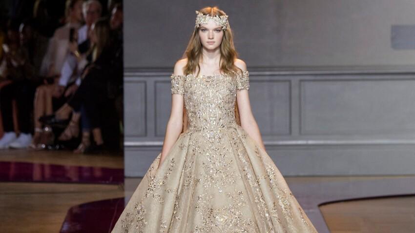 Mariage : des robes de mariée de rêve pour s'inspirer
