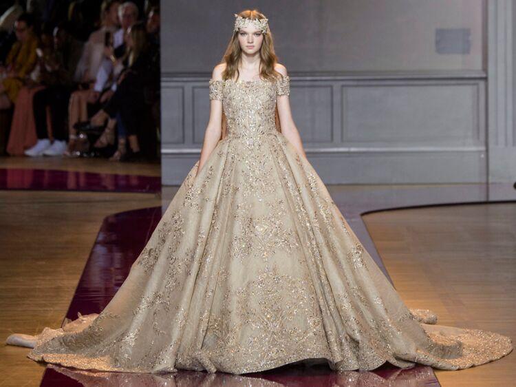 462d92d4bf3 Mariage   des robes de mariée de rêve pour s inspirer   Femme Actuelle Le  MAG