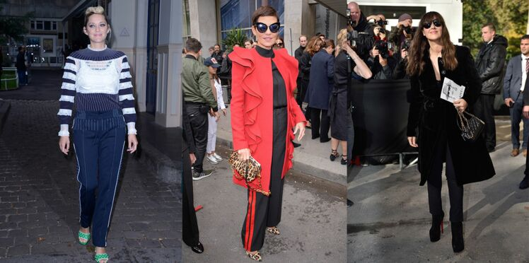 Photos – Catherine Deneuve, Ilona Smet, Monica Bellucci et Cristina Cordula…les people à la Fashion week