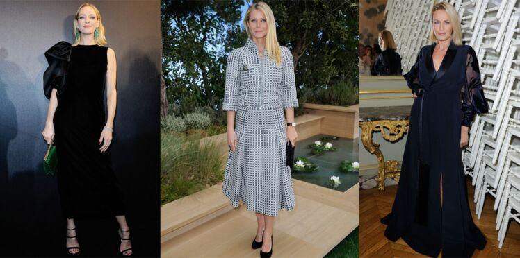 Fashion week : les people aux premiers rangs des défilés haute couture printemps-été 2016