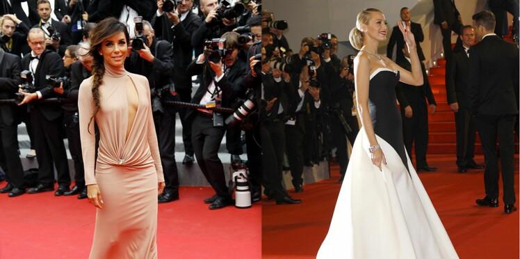 Robes : les tops et flops de Cannes 2014